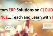 College Management System through ERP