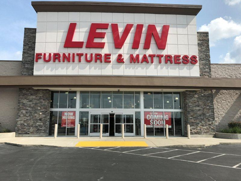 Levin Furniture And Mattress To Open At Ohio Valley Ping Center October 6