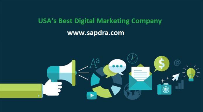 best digital marketing company sapdra.com