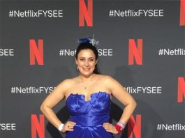 """Amor Sanchez attends the Netflix FYSEE """"Prom Night"""" ATAS Official Red Carpet at Raleigh Studios on May 17, 2019 in Los Angeles, CA"""